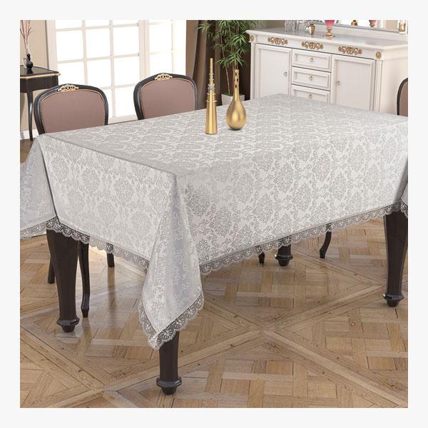 Tekstil Simli Masa Örtüsü